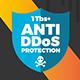 1 Tbps+ DDoS protection