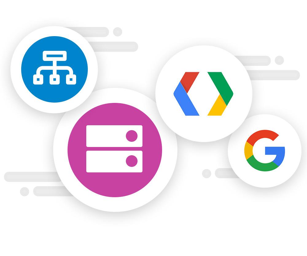 Google based DNS