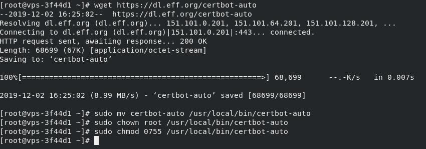 Certbot