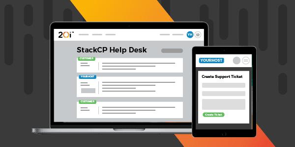 StackCP Help Desk