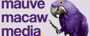 Mauve Macaw Media logo