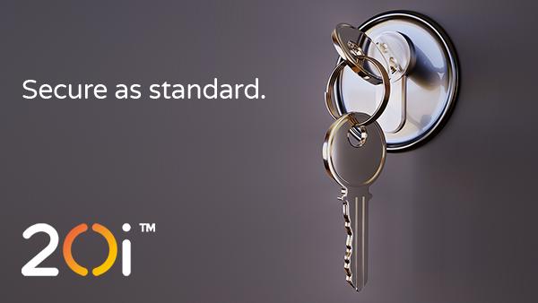 20i - secure as standard