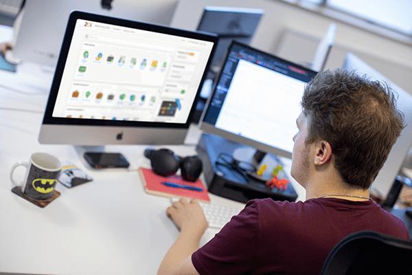 Using 20i hosting in WWS office
