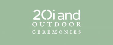 20i and Outdoor Ceremonies