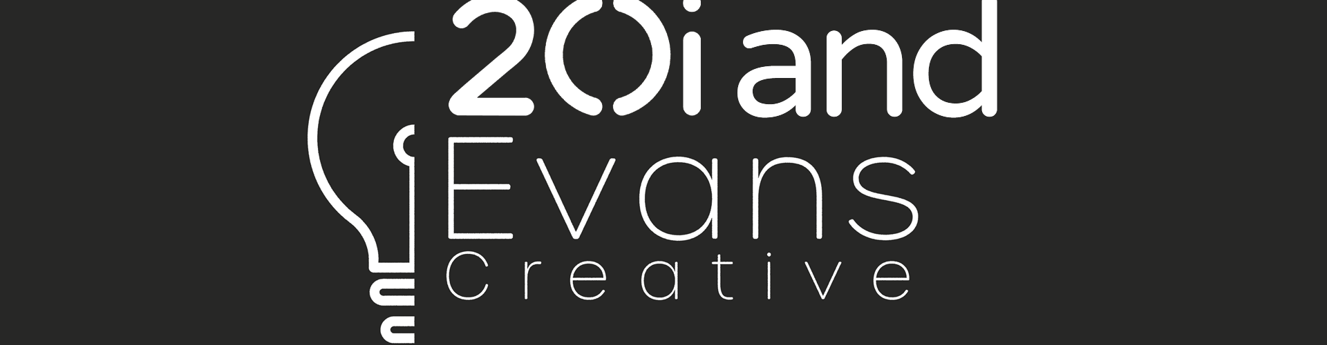 20i and Evans Creative logos