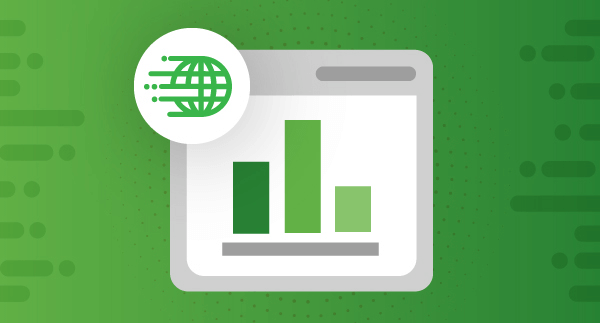CDN usage statistics