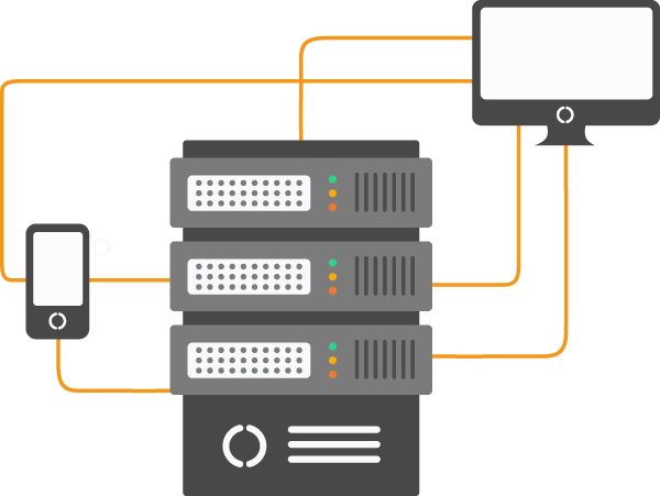 Web servers and clients