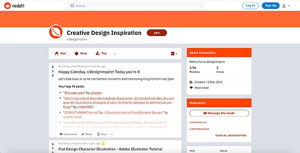 design inspire subreddit