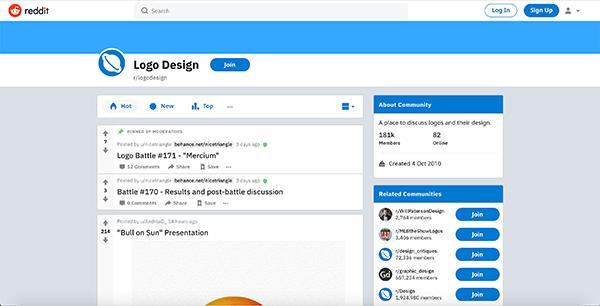 Logo Design Subreddit
