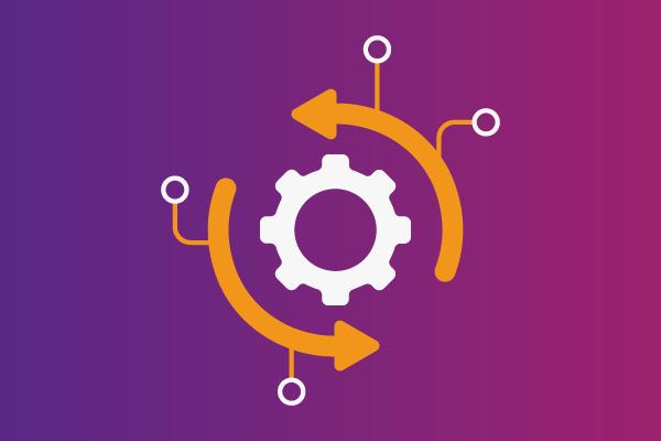 Icon representing an algorithm