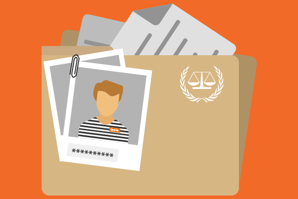 Criminal case file